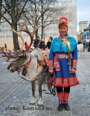 Norvegjia, mbretëresha e dimrit