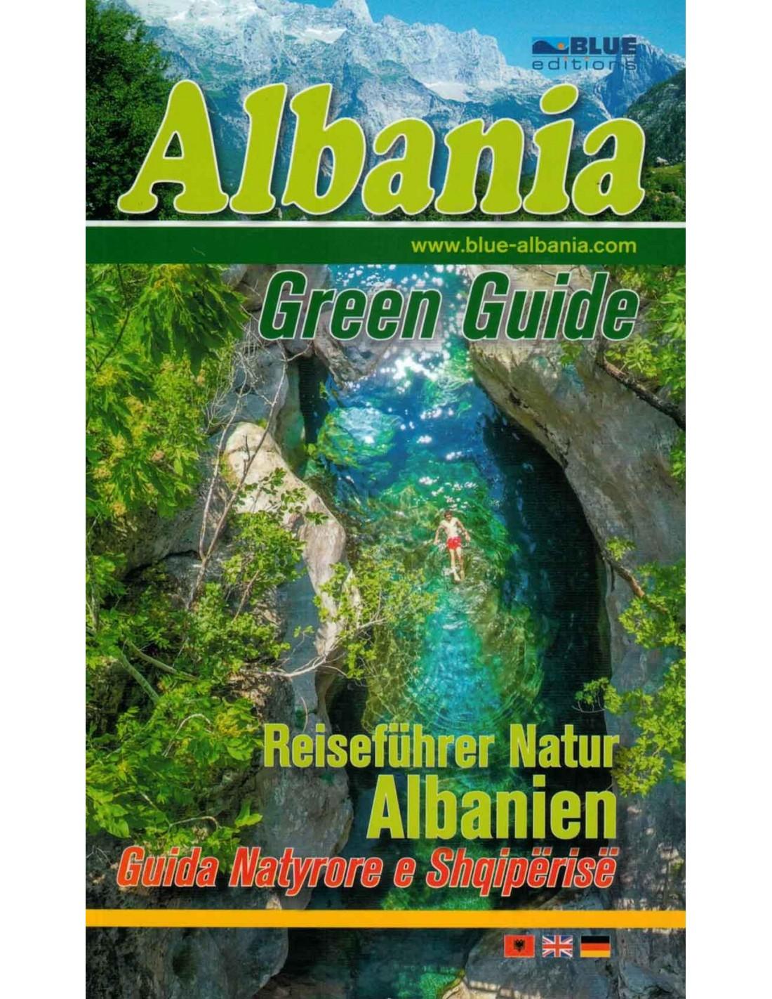 ALBANIA GREEN GUIDE